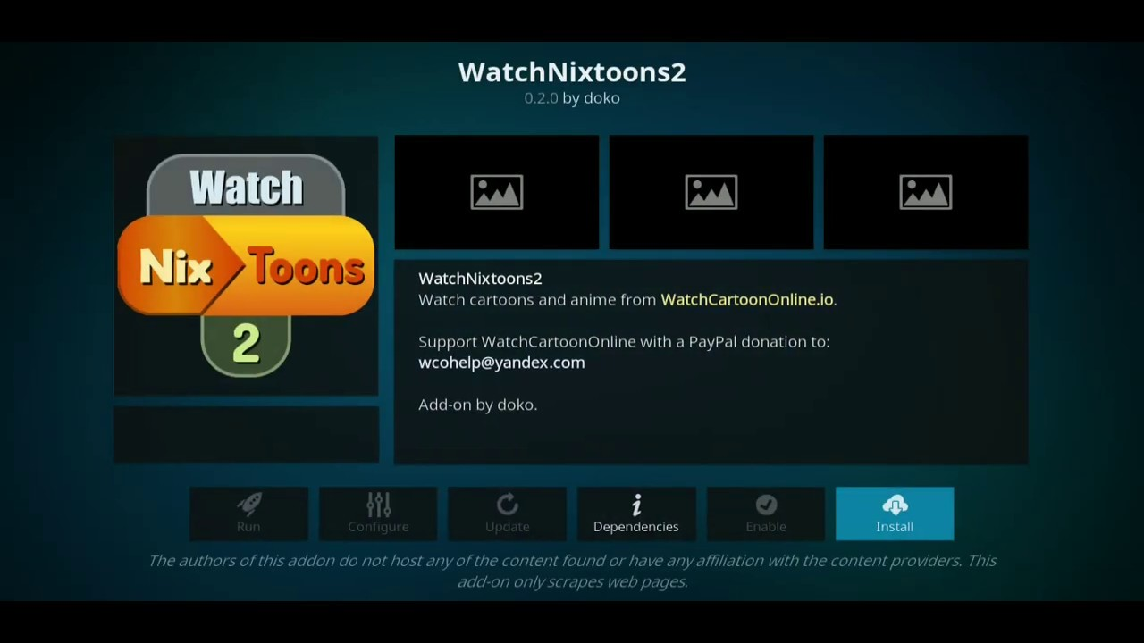 2019 March!!! New update How to Install Watch Nixtoons 2 Kodi Add-on