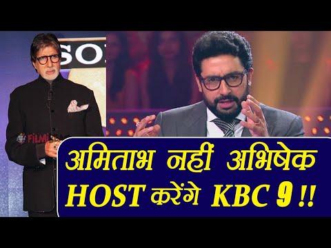 Kaun Banega Crorepati 9: Abhishek Bachchan Replaces Amitabh Bachchan to HOST Show   FilmiBeat