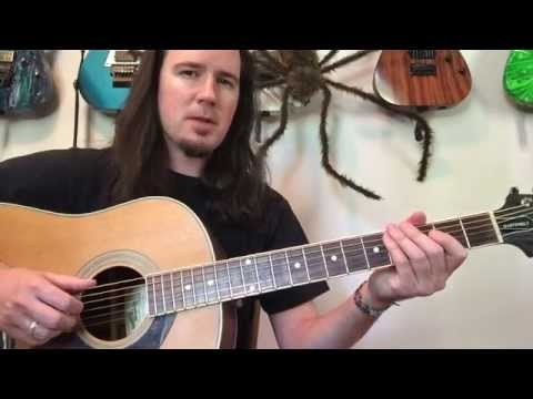 The Addams Family guitar theme song lesson: Weekend Wankshop 46