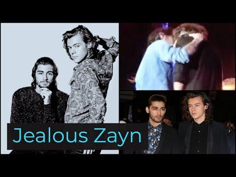 Zayn Was Super Possessive of Harry