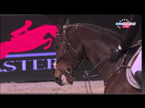 Marc Houtzager - Tamino - GP CSI5* Paris 2012
