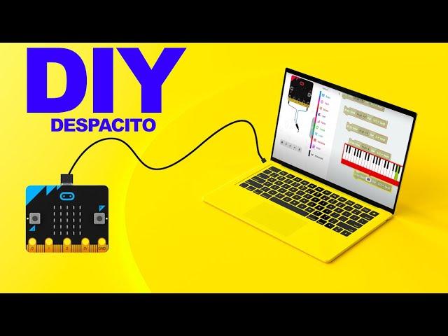 Despacito micro:bit Tutorial by Lyla and Gillian