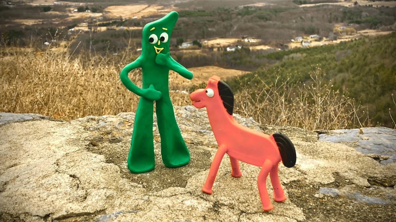 My Own Gumby Adventure - YouTube