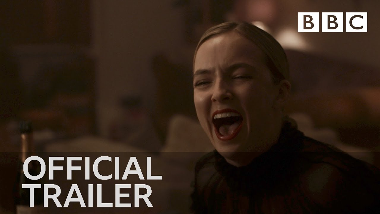 Download Killing Eve: Series 2   OFFICIAL TRAILER - BBC