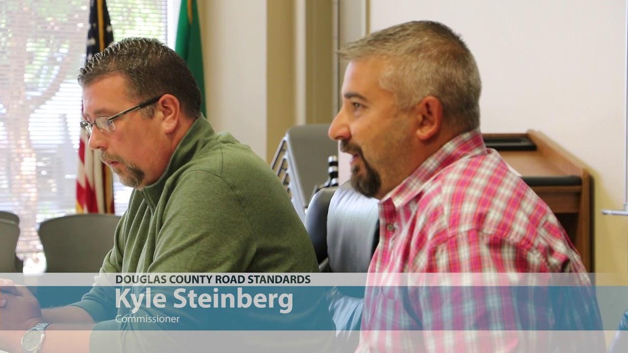 Douglas Commissioners hear firefighter concerns over rural road standards