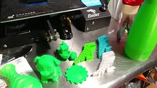 T3DP 212.5 Ender 3 Update, Feedback, Examples, Issues, Fixes Creality3d Creality Ender 3 CR-10