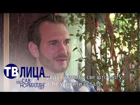 TV Lica: Nik Vujičić - Ponovo U Srbiji