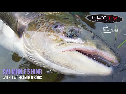 FLY TV - Salmon Fishing With Two-Handed Rods (German Subtitles)