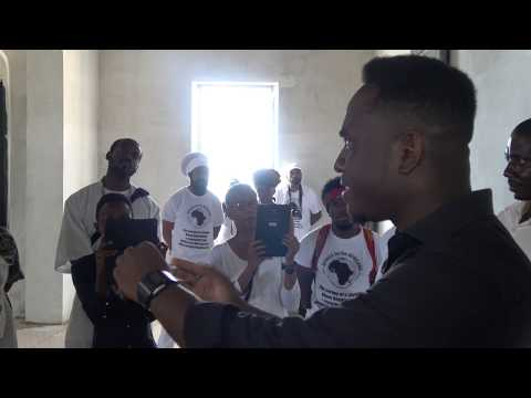 Ashanti Empire vs British Devils - Cape Coast Holocaust Dungeons - Ghana Nov 2017 Tour