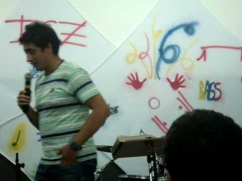 Arnaldo - Instituto CanZion Brasil