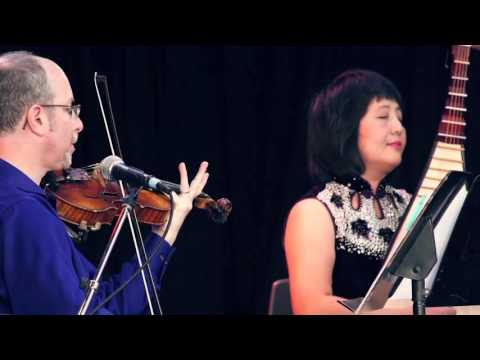 "Steven Greenman & Gao Hong: ""The Braided Candle"" — Live at McNally Smith College of Music"