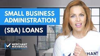 Explaining SBA Loans For Small Business [Maverick Minute]