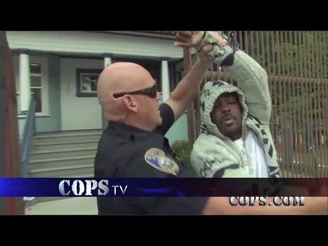 Mic Check,  Officer Jeffrey Pope, COPS TV SHOW
