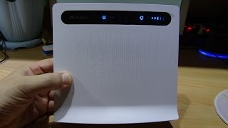 Huawei B593s 22 роутер 4G LTE YOTA 3G HSPA Мегафон МТС Билайн