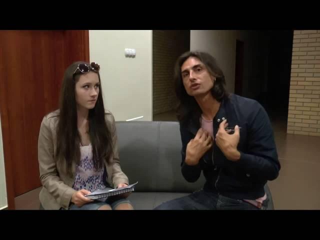 Wywiad z Ivanem Komarenko