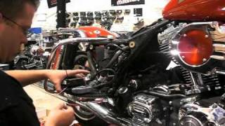 DynoJet Power Commander PCIII Harley Davidson Install Video Cruiser Customizing