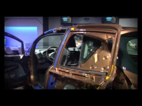 Перший тест Нового Ford B-Max