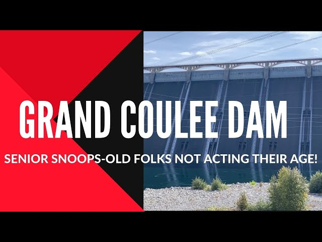 Visit to Grand Coulee Dam