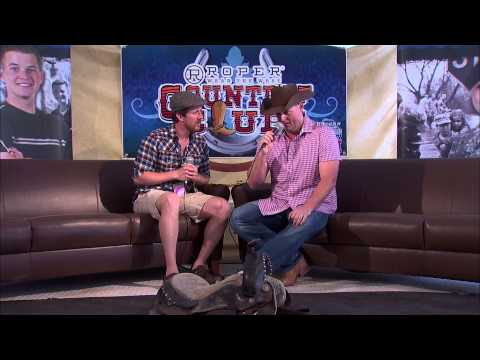 Gord Bamford Interview From Country Jam Colorado