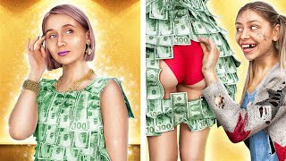 Rich Family vs Poor Family  Funny Situations