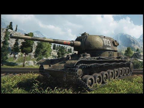 SU-100Y (Remodel To T-103) - 4.3K Damage - 8 Kills - Best Replays World Of Tanks