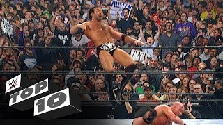 Best Stunner reactions: WWE Top 10, March 15, 2020
