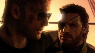 Metal Gear Solid 5 Extended Cut Trailer - E3 2013