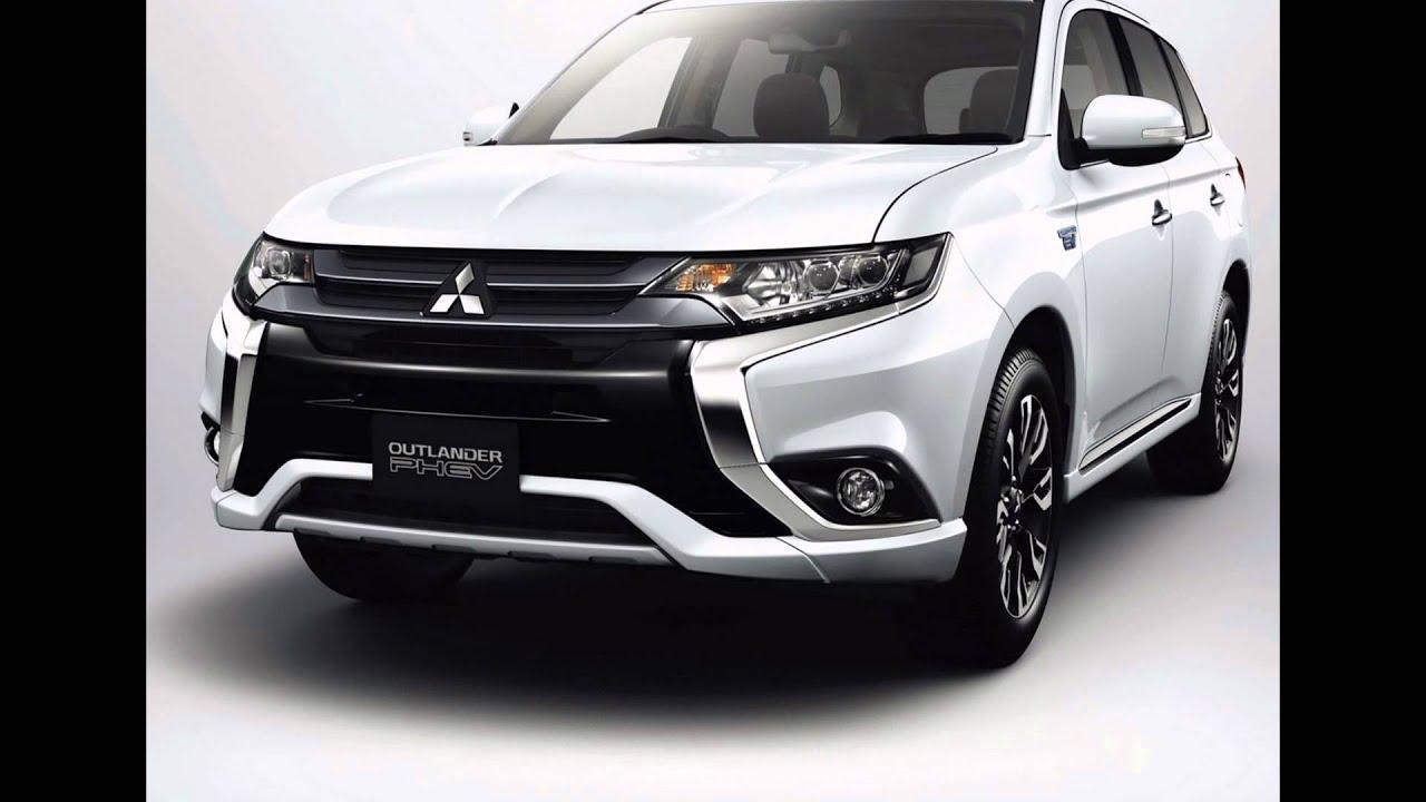 Resultado de imagem para white Mitsubishi Outlander PHEV