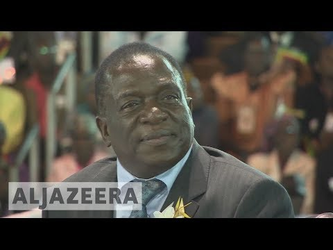 'Crocodile' Mnangagwa: Zimbabwe's president in waiting
