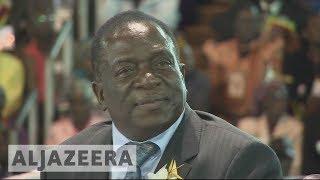 'Crocodile' Mnangagwa: Zimbabwe's president in waiting