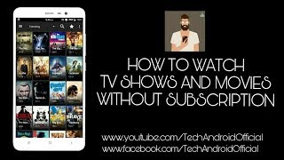 How To Watch TV SHOWS and MOVIES Without Subscription