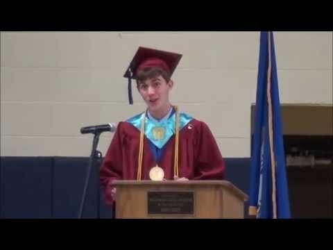Windham High School Graduation Ceremony 2016