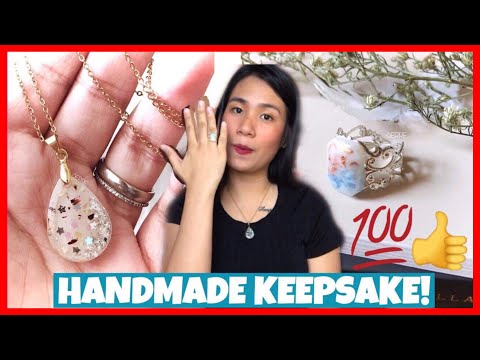 VLOG #9: BREASTMILK JEWELRY | A MUST HAVE