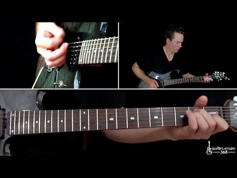 AC/DC - Dirty Deeds Done Dirt Cheap Guitar Lesson