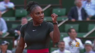 French Open Rejects Serena Williams Skin-Tight Catsuit