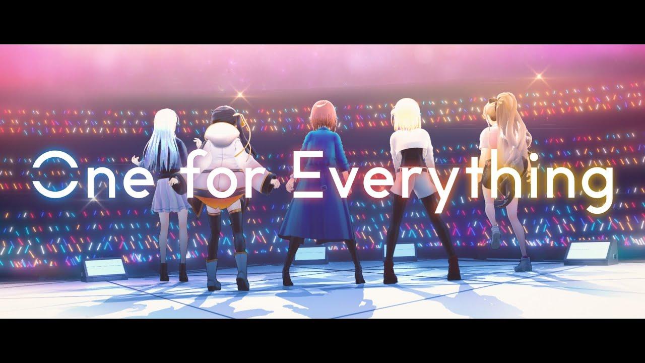 One for Everything - 道明寺ここあ 芦澤サキ 松永依織 長瀬有花 凪原涼菜 (Official Video)
