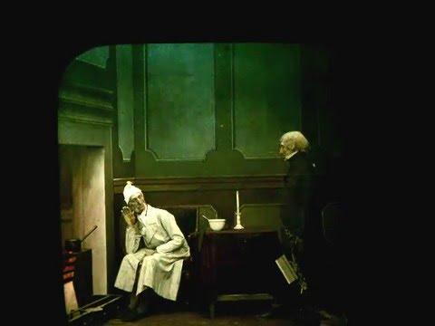 il Canto di Natale di Dickens raccontato con la lanterna magica