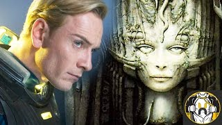 David Turned Shaw Into a Xenomorph Queen in Alien Covenant? - Theory Explained