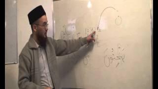 Видео урок 4 наука таджвид, правило изхар