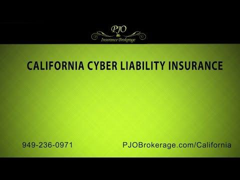 California Cyber Liability Insurance | PJO Insurance Brokerage