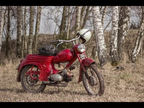 Jawa 555 - 1962