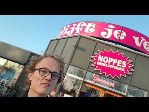 sinterklaas komt ook in noppes grootebroek! - youtube