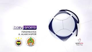 Fenerbahçe 3 - 0 A. Alanyaspor #Özet