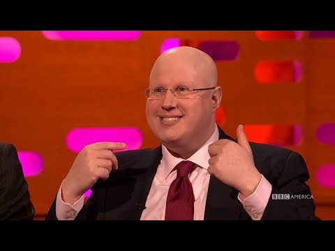 Matt Lucas Accidentally Embarrassed a  at Comic Con  The Graham Norton