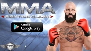 MMA Fighting Clash - Android Gameplay HD