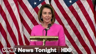 Why Democrats Can\'t Agree On Nancy Pelosi (HBO)