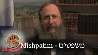 Weekly Torah Portion: Mishpatim
