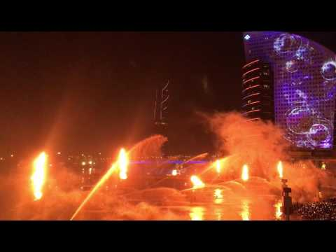 1st Showing of #Imagine (A Show Like No Other) at the Dubai Festival City, Dubai