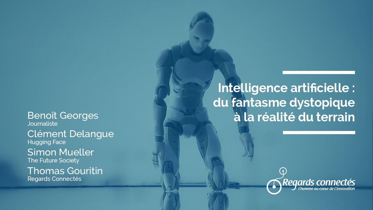 Intelligence artificielle : du fantasme dystopique à la réalité du terrain