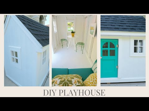 Thumbnail: DIY HOME | How To Make The Perfect Playhouse | Kid Spaces